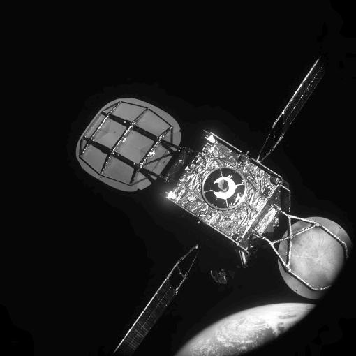 """Le """"remorqueur spatial"""" MEV-1 160"""