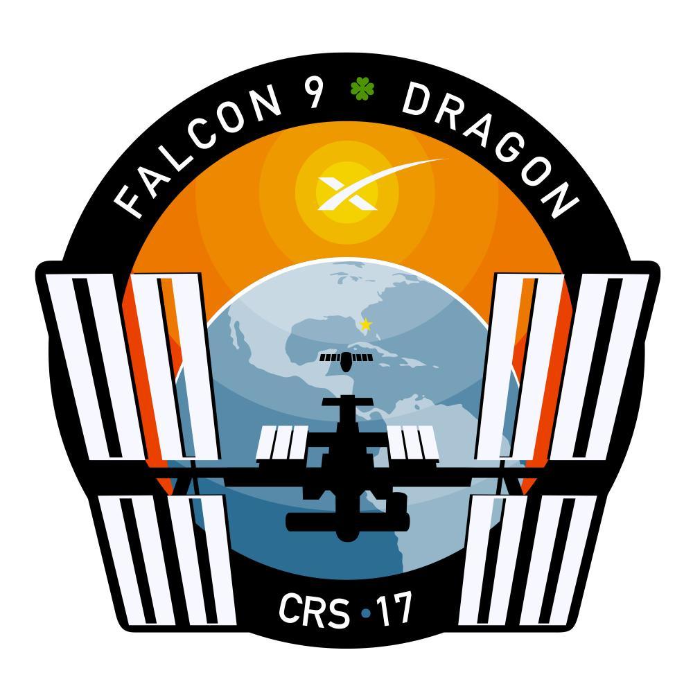 Falcon 9 (CRS-17) - CCAFS - 04.05.2019 1607