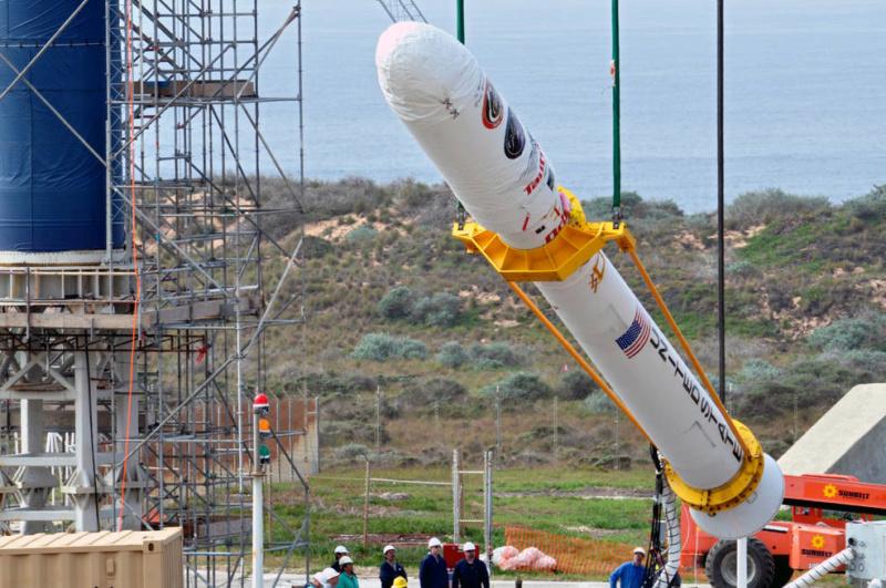 Cause de l'échec de 2 lancements de Taurus en 2009 et 2011. 1609