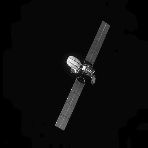 """Le """"remorqueur spatial"""" MEV-1 161"""