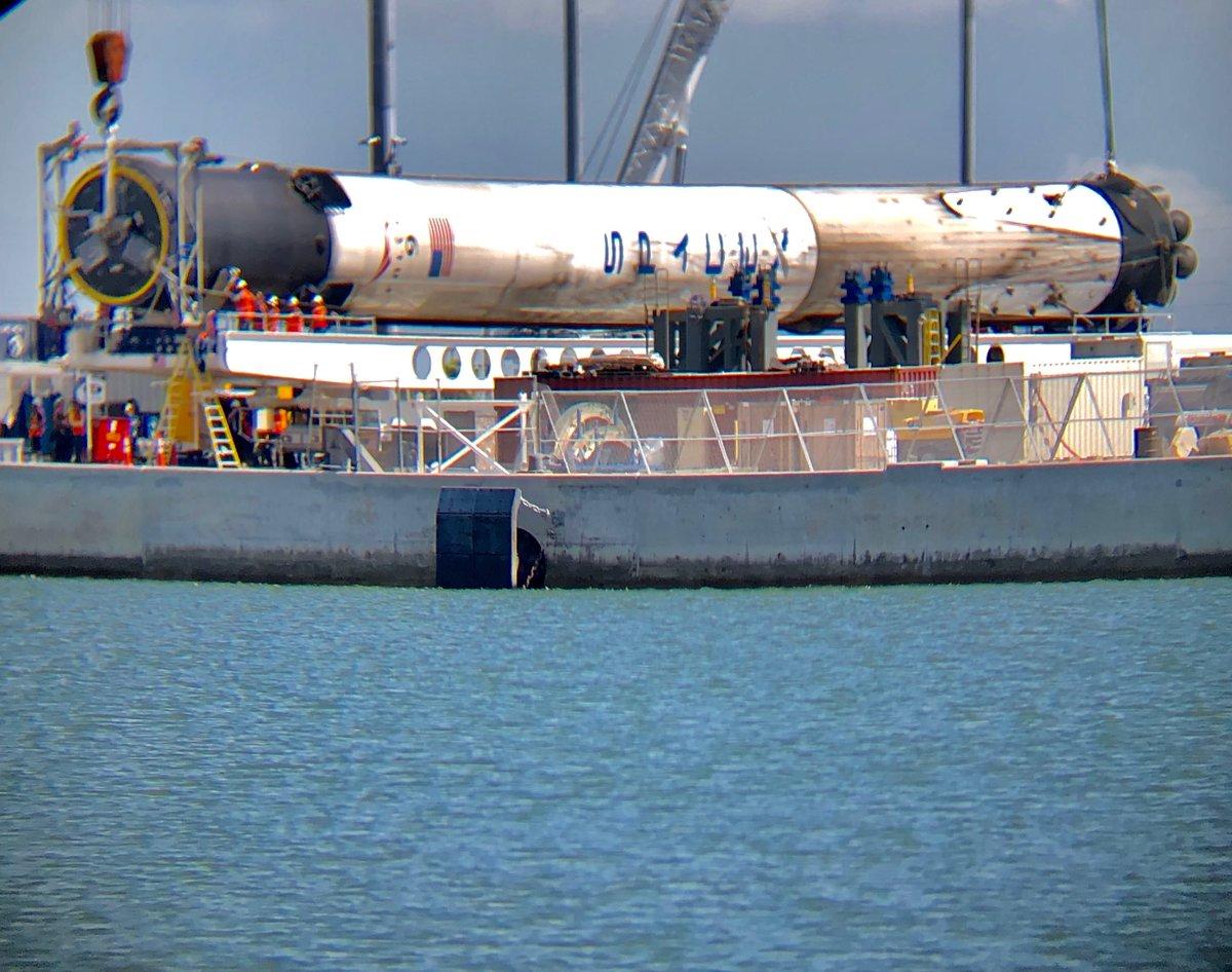Falcon 9 block 5 (Telstar 19 Vantage) - 22.7.2018 - Page 3 162