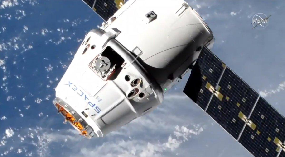 Falcon 9 (CRS-17) - CCAFS - 04.05.2019 - Page 4 1626
