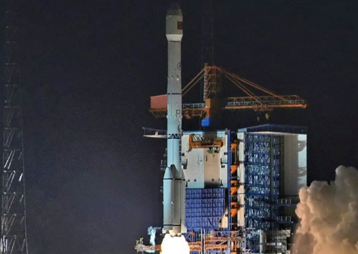 CZ-3C (Beidou-2 G8) - XSLC - 17.5.2019 1643