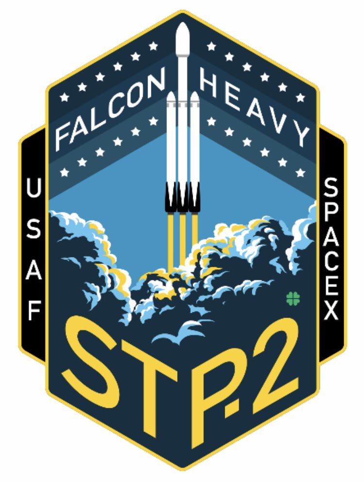 Falcon Heavy (STP-2) - KSC - 25.6.2019 - Page 3 1731