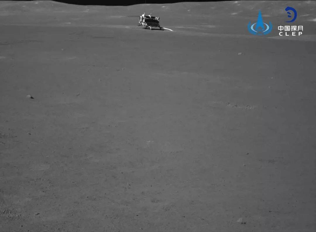 Chang'e 4 - Mission sur la face cachée de la Lune (rover Yutu 2) - Page 13 1772