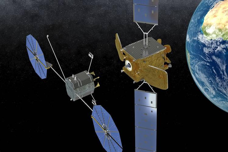 Proton-M / Briz-M (Eutelsat 5 West B + MEV-1) - 30.09.2019 1792