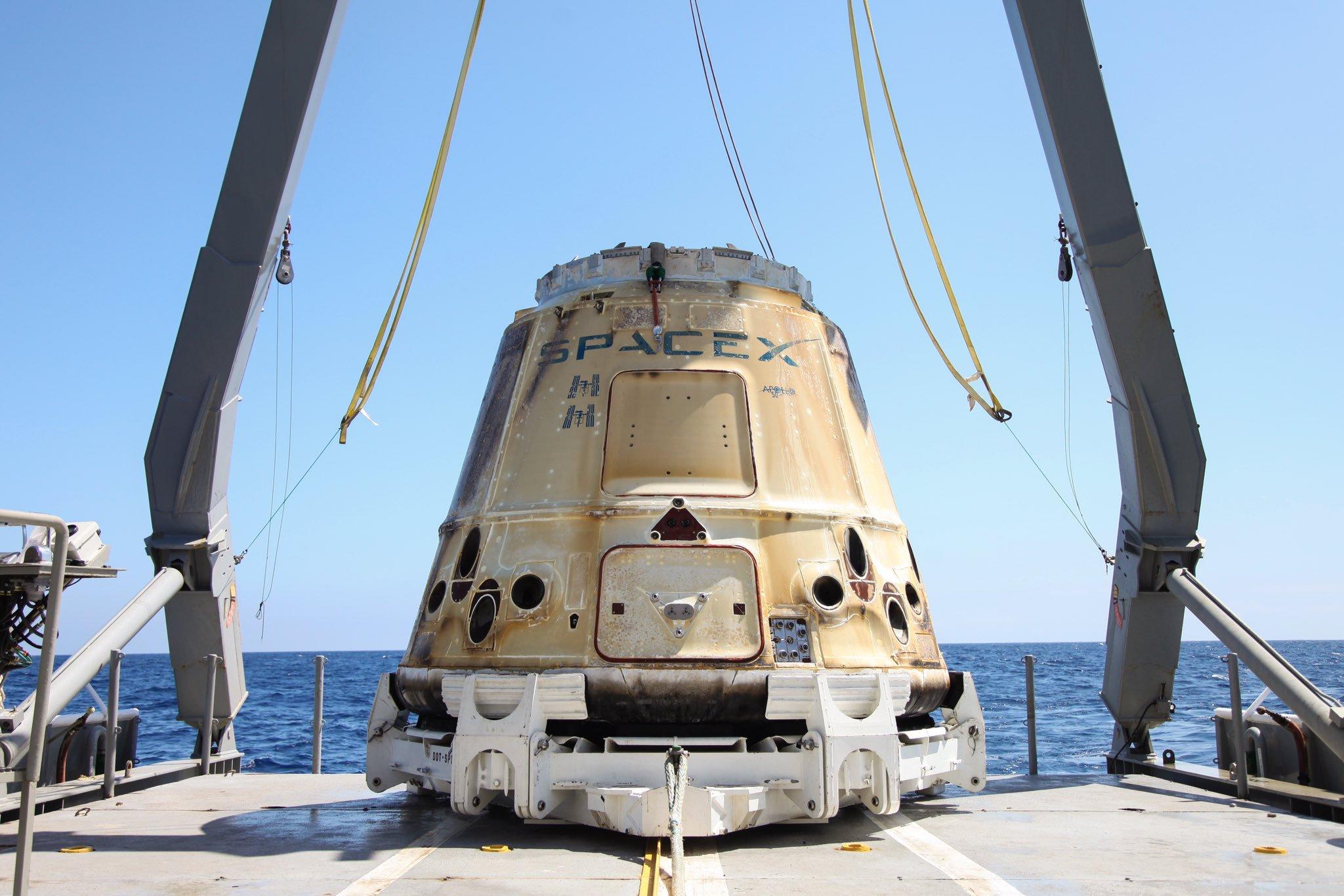 Falcon 9 (CRS-18) - CCAFS - 25.7.2019   - Page 4 1846