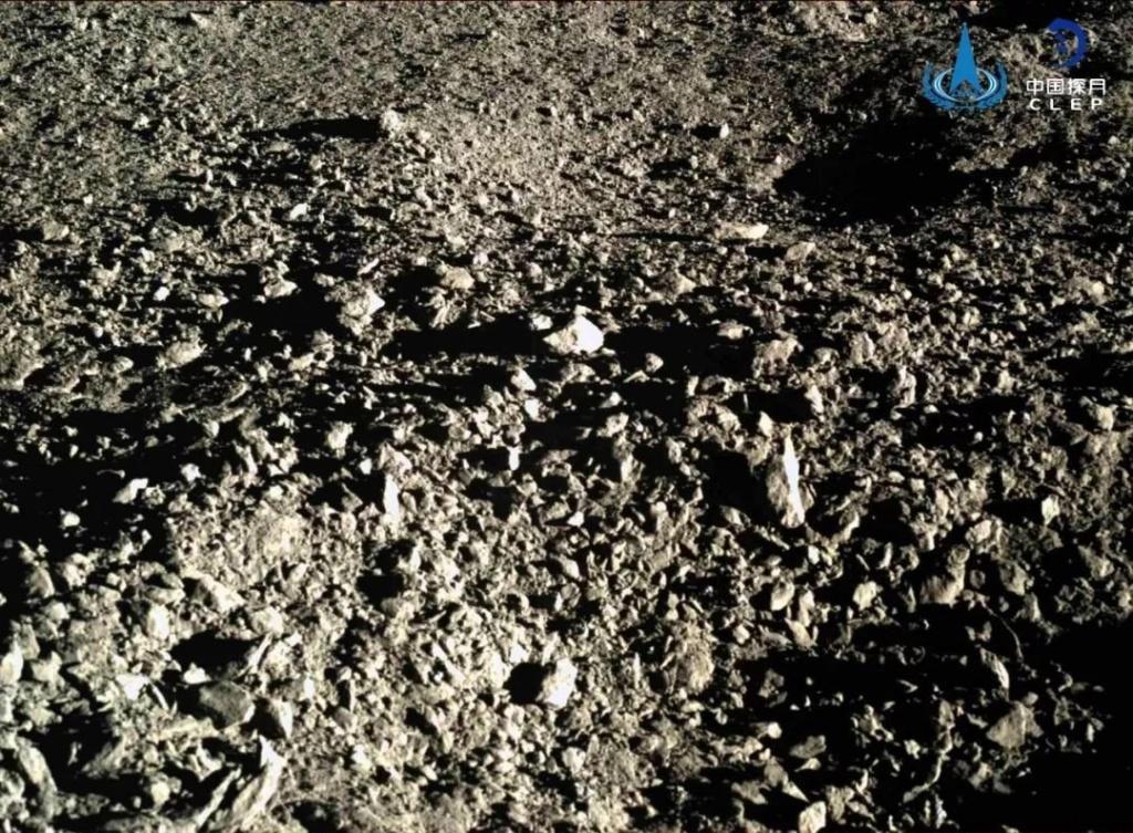 Chang'e 4 - Mission sur la face cachée de la Lune (rover Yutu 2) - Page 13 1926
