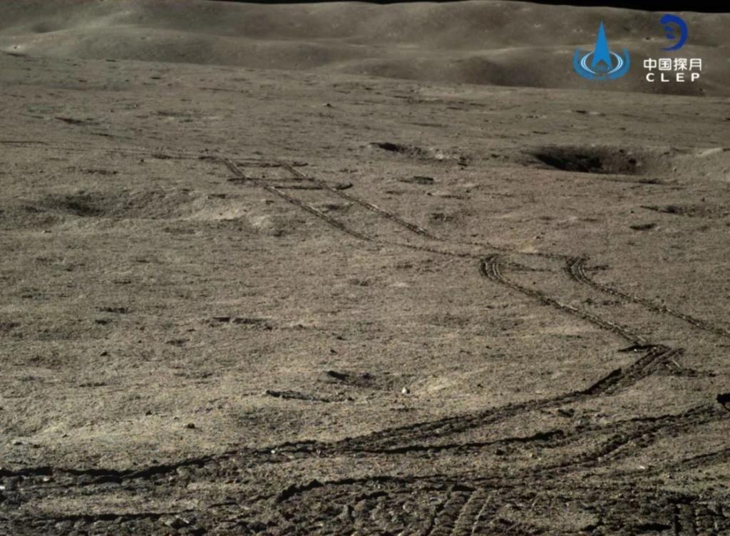 Chang'e 4 - Mission sur la face cachée de la Lune (rover Yutu 2) - Page 14 1988