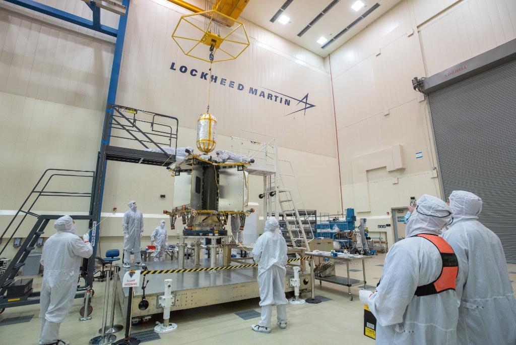 Lucy  - Préparation de la mission (astéroïdes et troyens) - Octobre 2021 1_jfi130