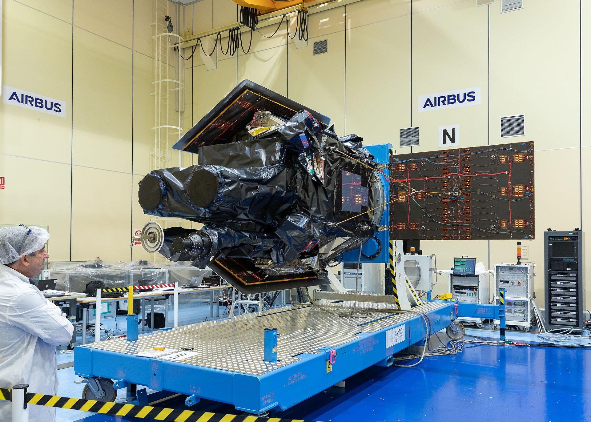 Vega VV17 (SEOSat-Ingenio & Taranis) - CSG - 24.08.2020 ? 1_jfif89