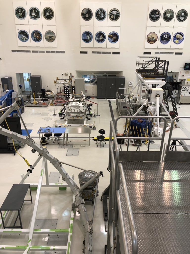 "Préparation du rover Mars 2020 ""Perseverance"" - Page 8 2140"