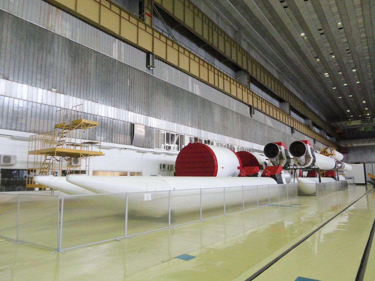 Proton-M (Yamal 601) - Baï - 30.05.2019 2154