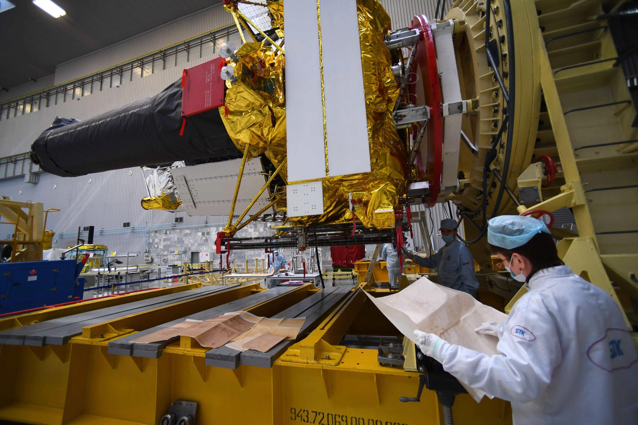 Proton-M - Block DM-03 (Spektr-RG) - Baï - 12.07.2019  2165