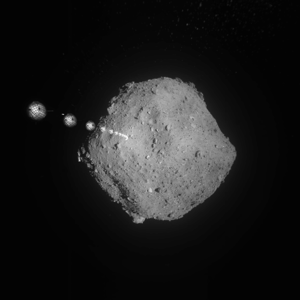 Mission Hayabusa-2 - Astéroïde Ryugu - Page 25 217