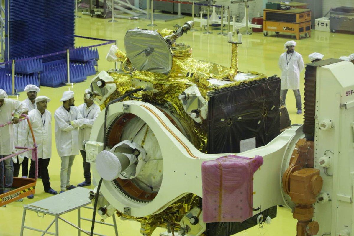 GSLV MkIII (Chandrayaan 2) - 22.07.2019 - Page 3 2186