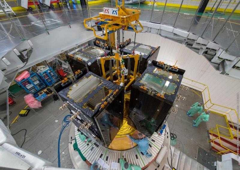 Ariane 5 ES VA244 (Galileo FOC FM 19–22) - 25.7.2018  220