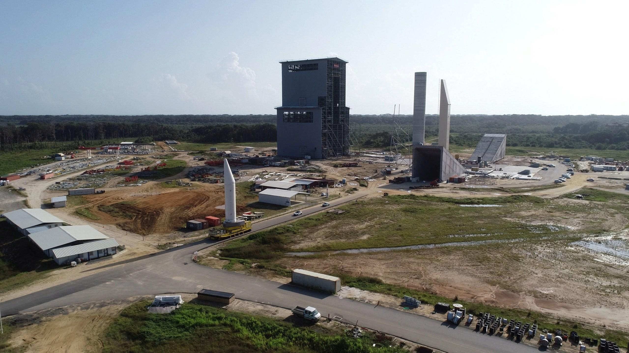 ELA-4 d'Ariane 6 - Suivi de la construction - Page 5 2250