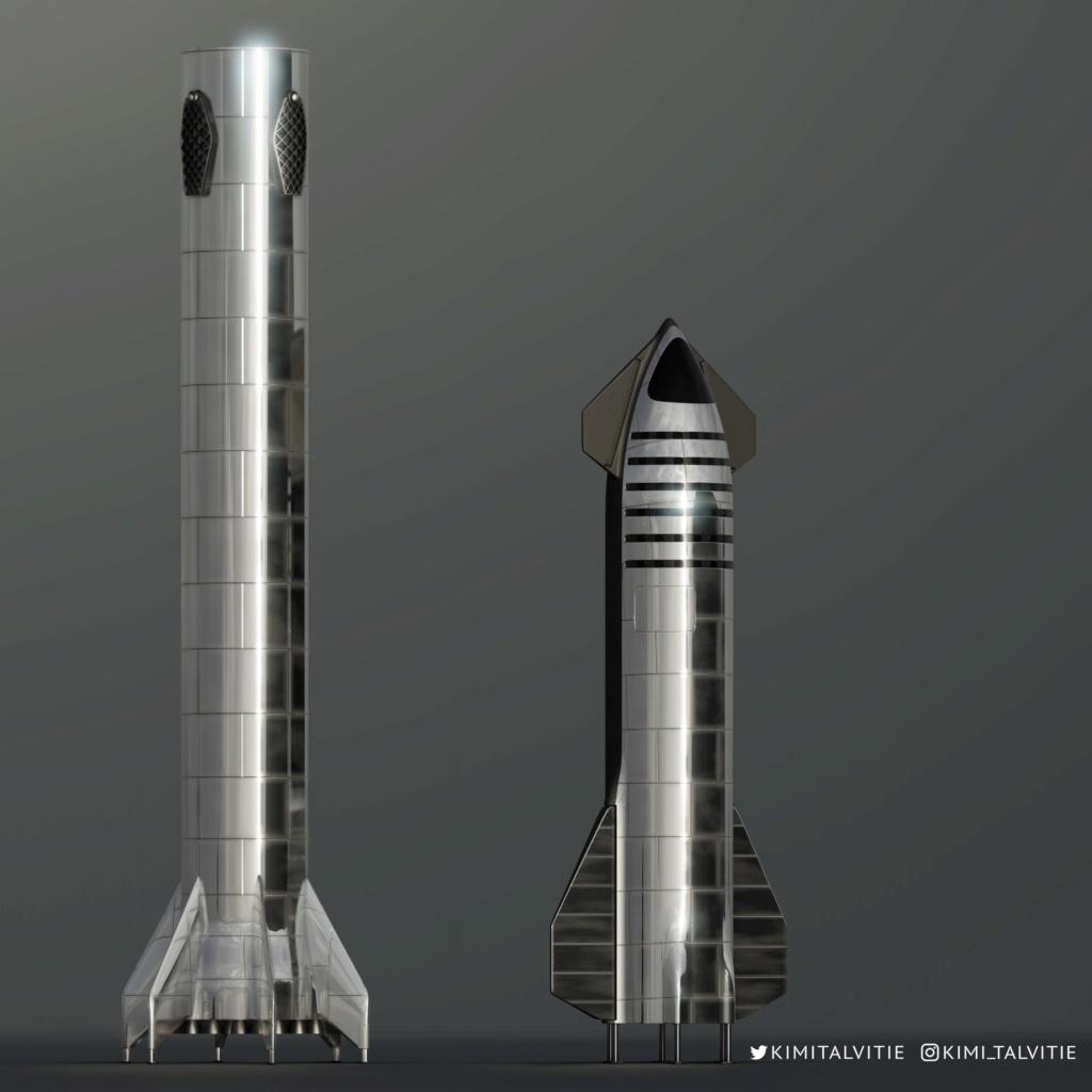 StarShip / SuperHeavy - Suivi du développement - Page 3 2257