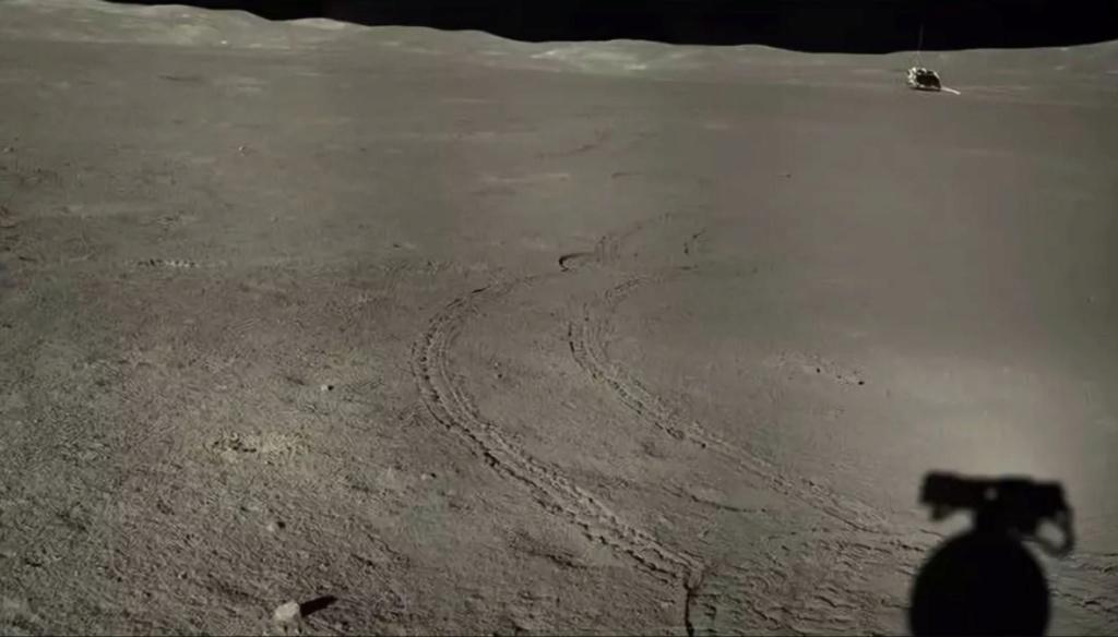 Chang'e 4 - Mission sur la face cachée de la Lune (rover Yutu 2) - Page 13 2259