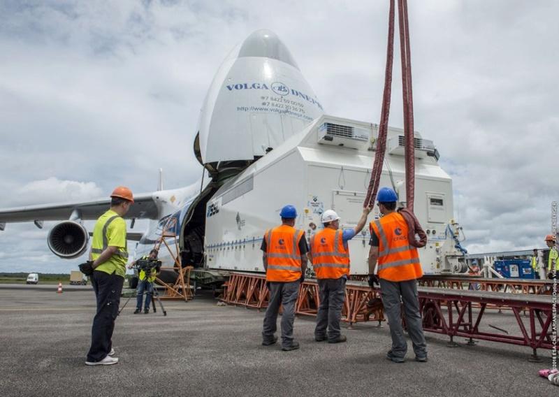 Ariane 5 ECA VA243 (Horizons-3e + Azerspace 2/Intelsat 38) - 25.9.2018 227