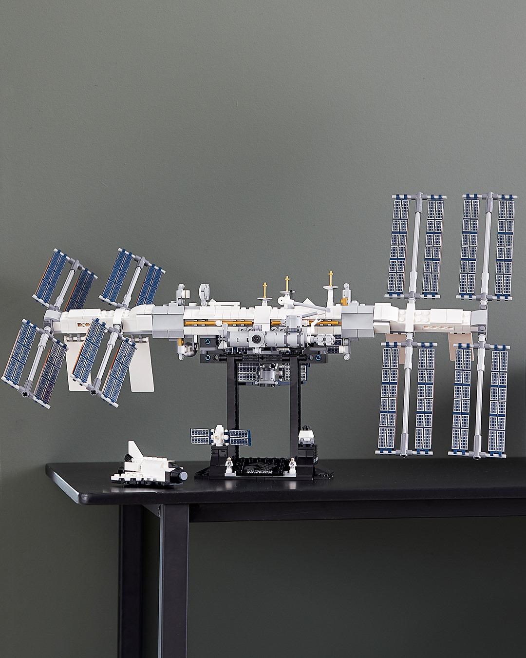 L'ISS en Lego ! 2312