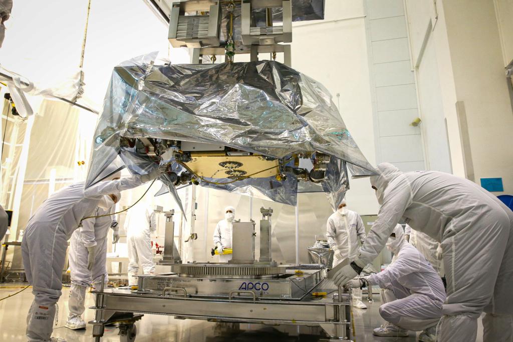 ExoMars - 2022 - Préparation de la mission (Rosalind Franklin) - Page 13 2320