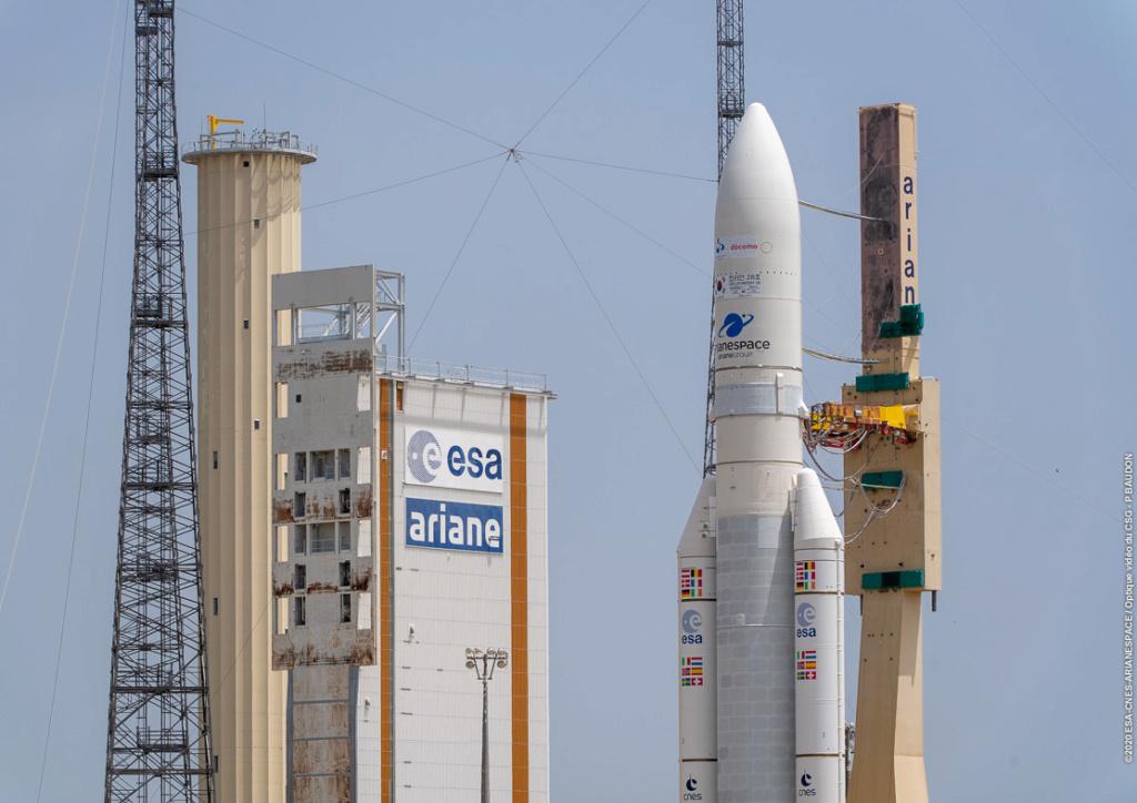 Ariane 5 VA252 (JCSat-17 & GEO-KOMPSAT-2B) - 18.02.2020  2326