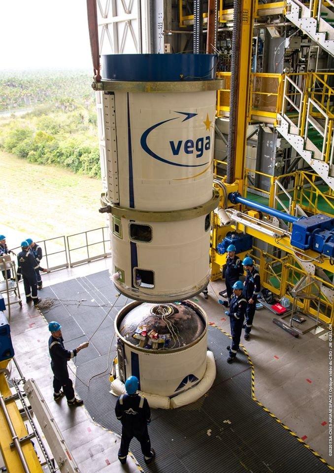 Vega VV16 (SSMS 1) - CSG - 3.9.2020 [Succès] 2327