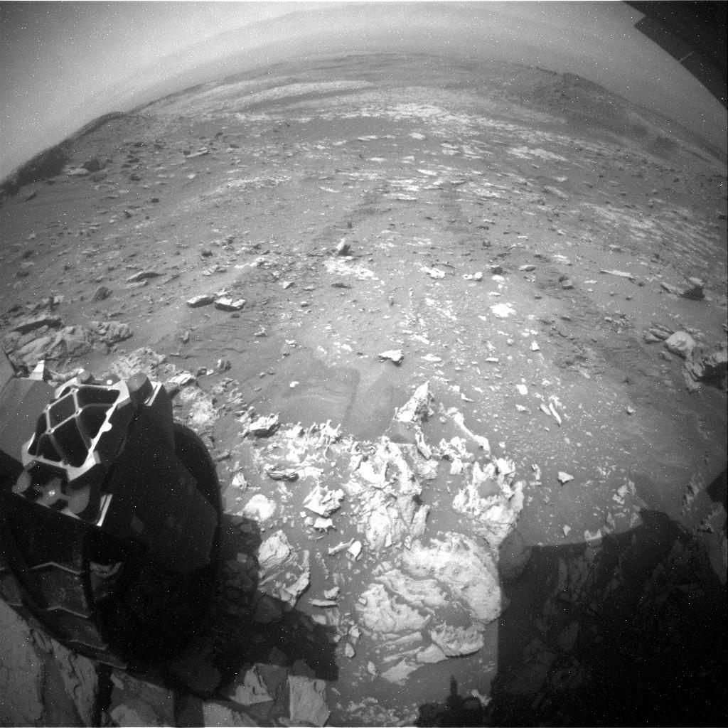 [Curiosity/MSL] L'exploration du Cratère Gale (2/2) - Page 44 2333