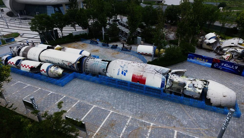 [Chine] Suivi de la mission Shenzhou-11 - Tiangong 2 - Page 5 237