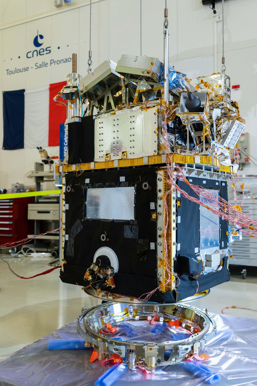 Vega VV17 (SEOSat-Ingenio & Taranis) - CSG - 17.11.2020 - Echec ! 2384