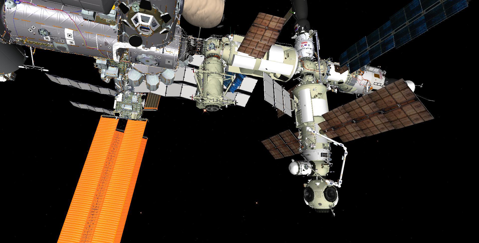 """Proton-M (MLM-U """"Nauka"""") - Baï - Mi-juillet 2021 - Page 9 2386"""