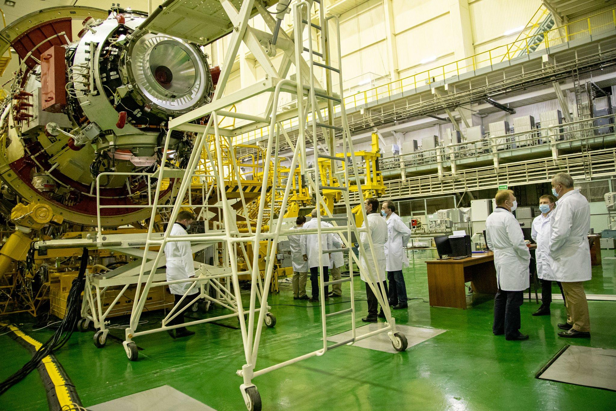 """Proton-M (MLM-U """"Nauka"""") - Baï - Mi-juillet 2021 - Page 10 2393"""