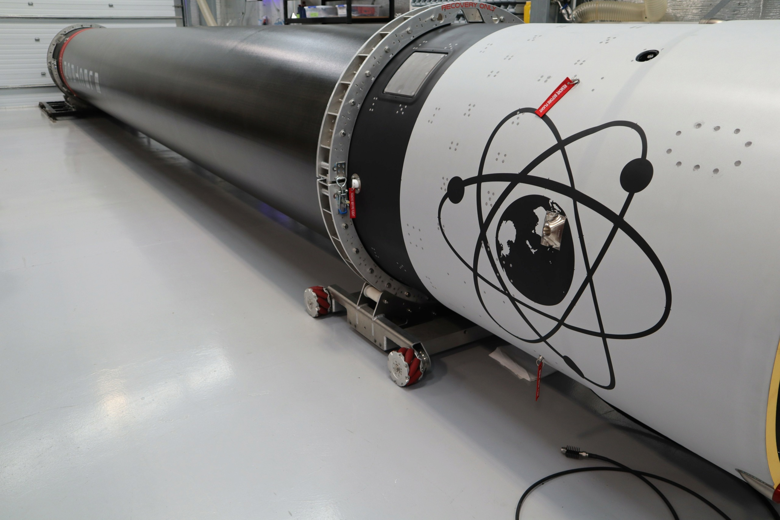 "[Rocket Lab] Electron n°16 ""Return to Sender"" (Dragracer & BRO 2–3) - OnS - 20.11.2020 2398"