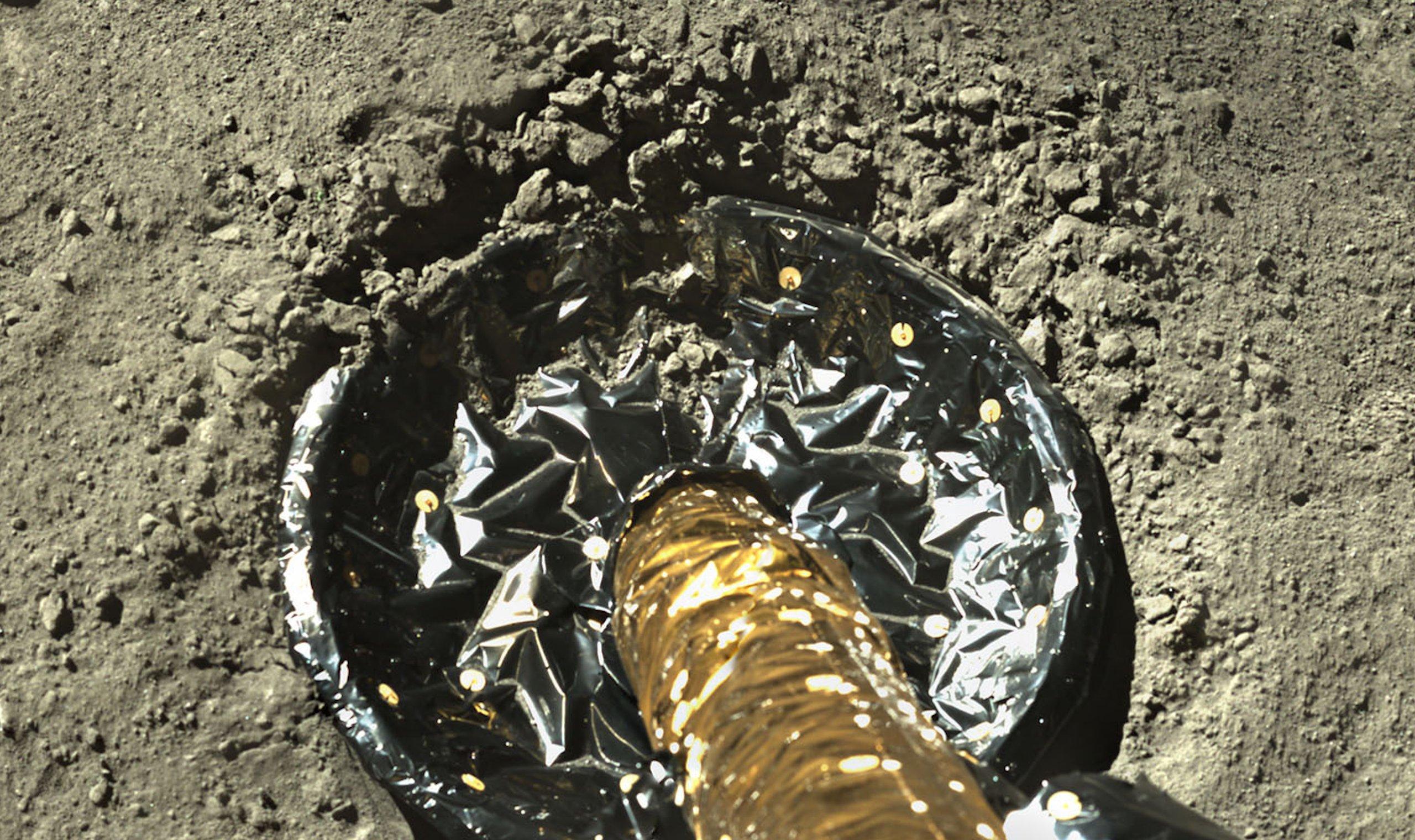 Suivi de la mission lunaire Chang'e-5 - Page 4 2415