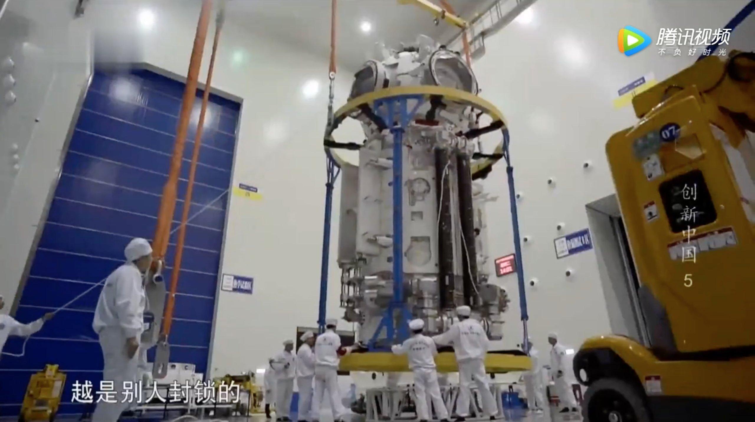 La station spatiale chinoise CSS (Mémo) 2426