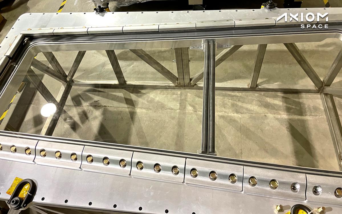 Axiom Space: un module sur l'ISS, puis une station spatiale privée - Page 3 2469