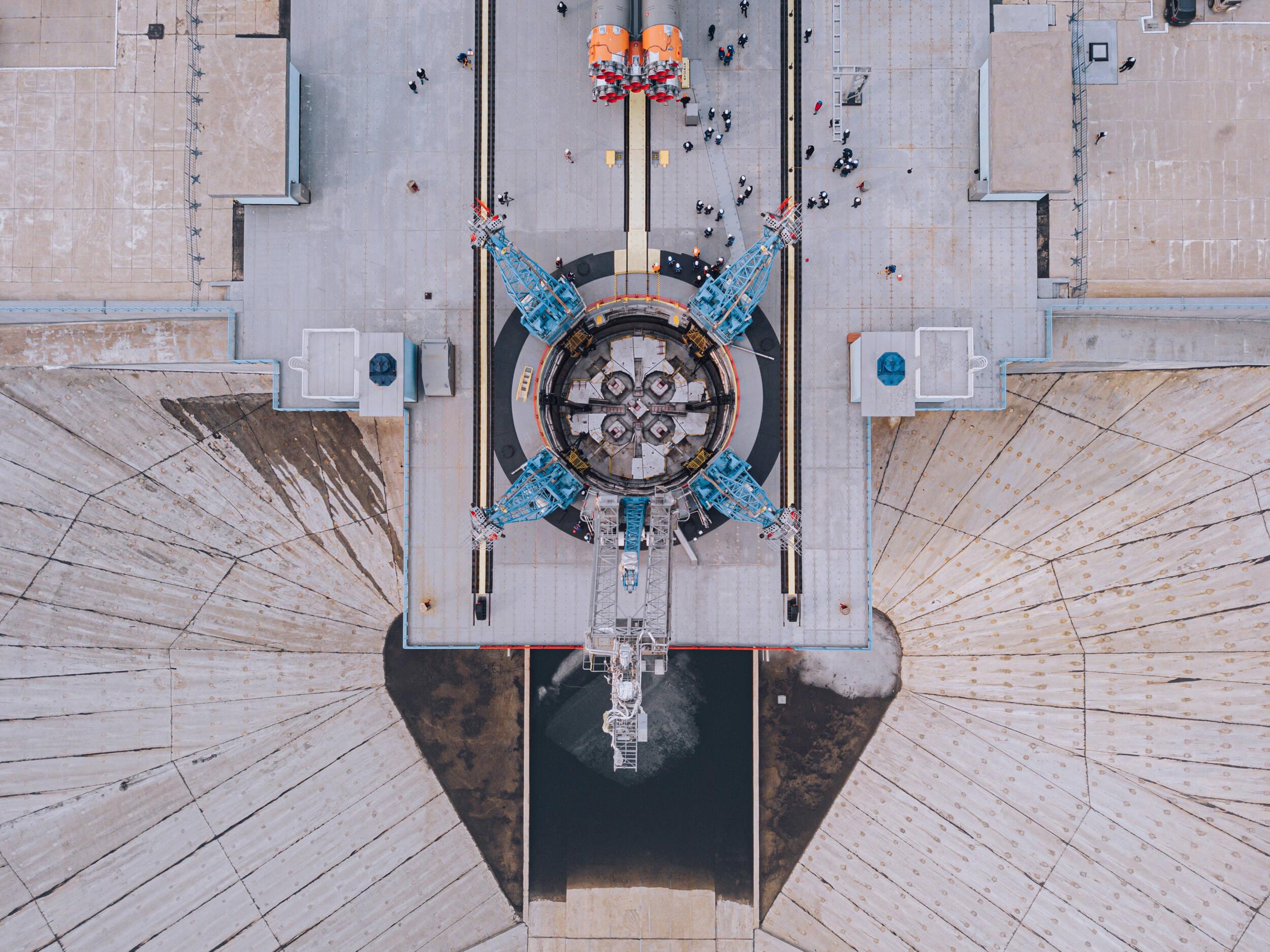 Soyouz-2.1b (36 OneWeb) - Vos - 25.4.2021 2474