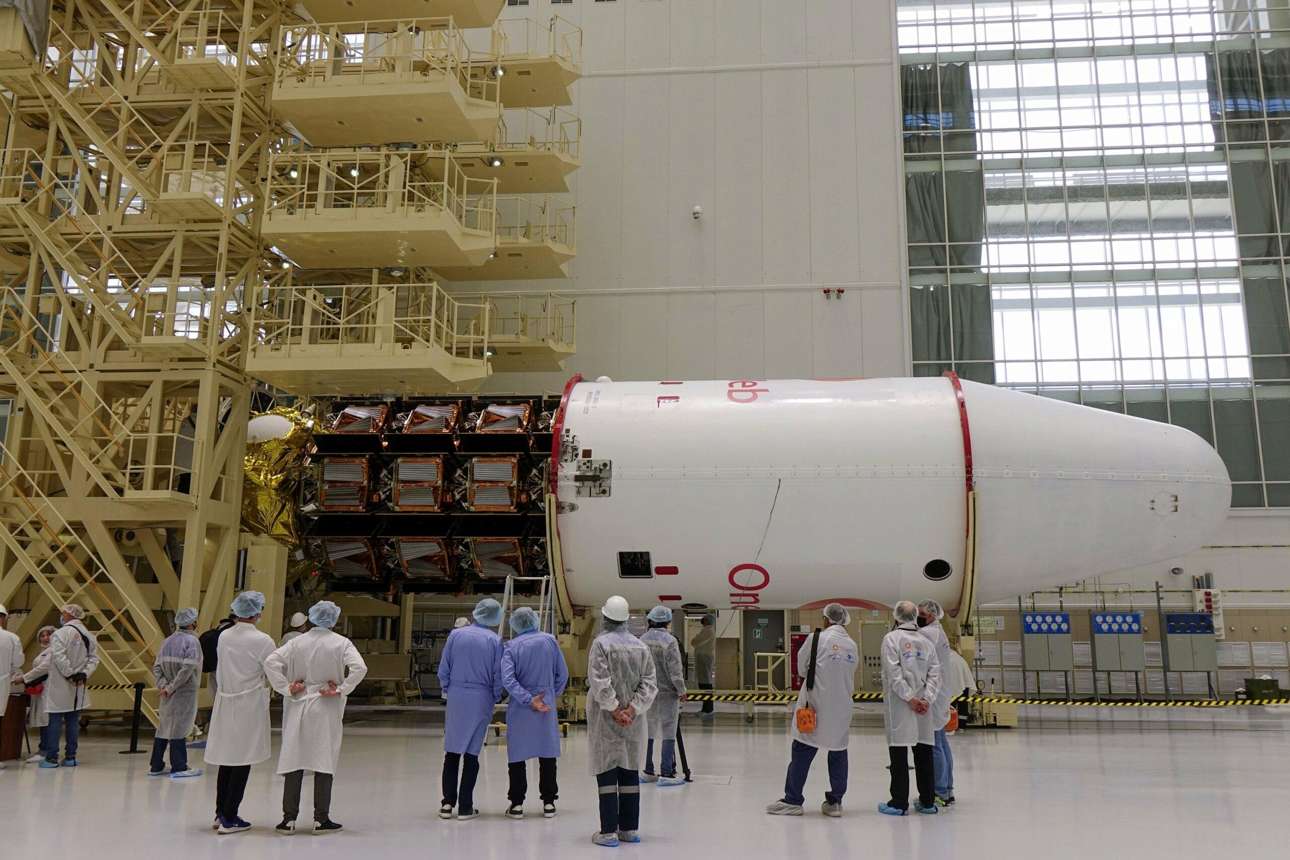 Soyouz-2.1b ST32 (OneWeb 7) - Vos - 28.5.2021 2483