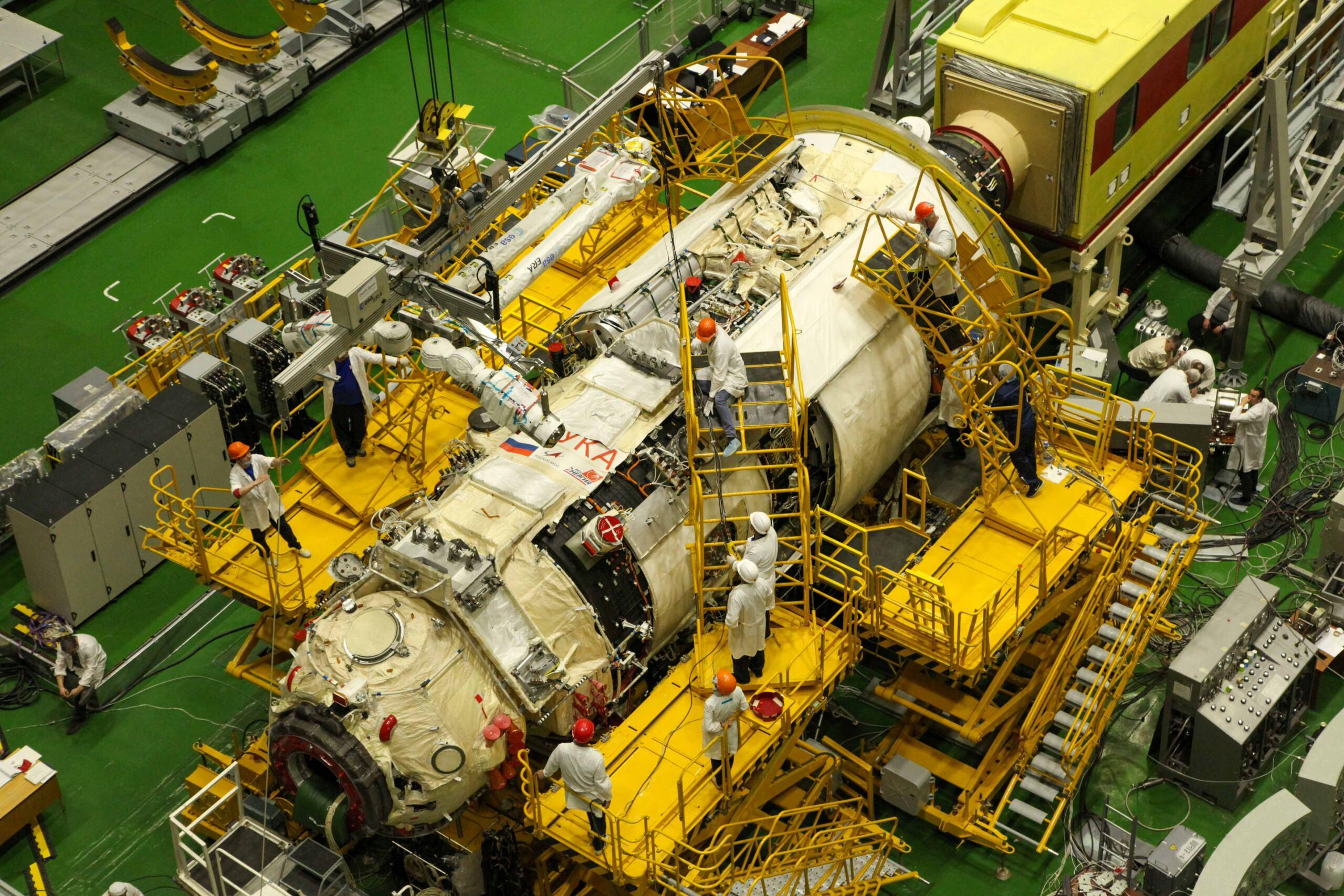 """Proton-M (MLM-U """"Nauka"""") - Baï - Mi-juillet 2021 - Page 10 2487"""