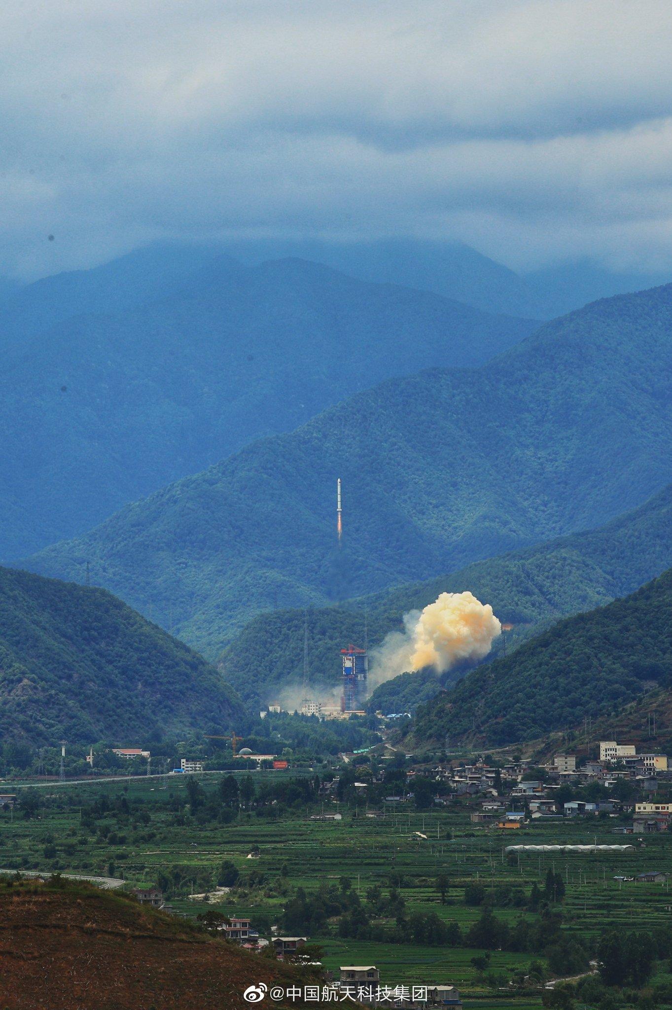 CZ-2C (Yaogan-30 09) - XSLC - 18.6.2021 2500