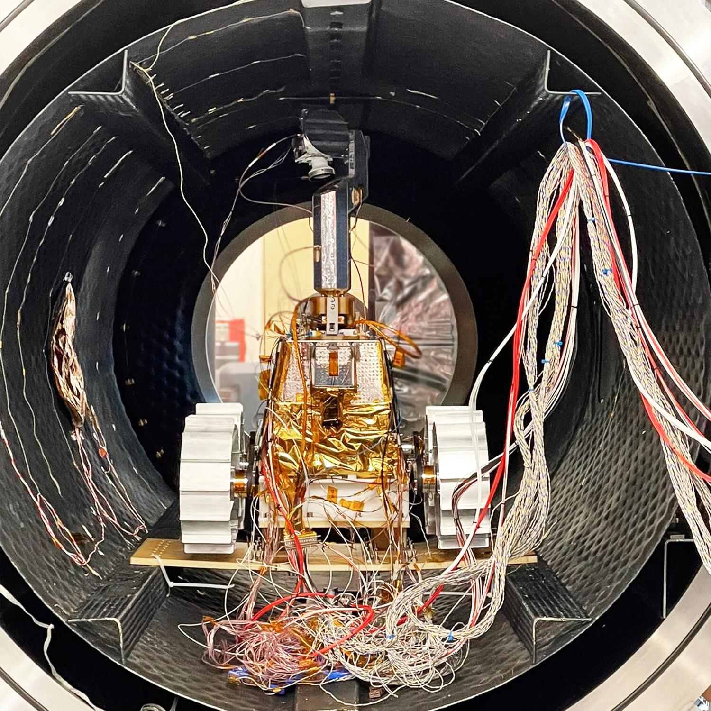 "[EAU] ""Rashid"", un rover lunaire en 2024 2527"