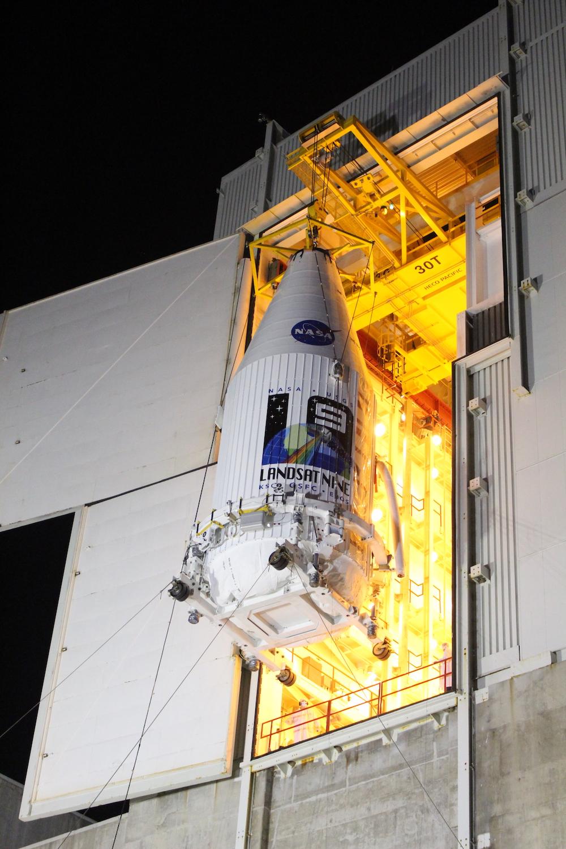 Atlas V 401 (Landsat-9 & cubsats) - VSFB - 27.9.2021 2532