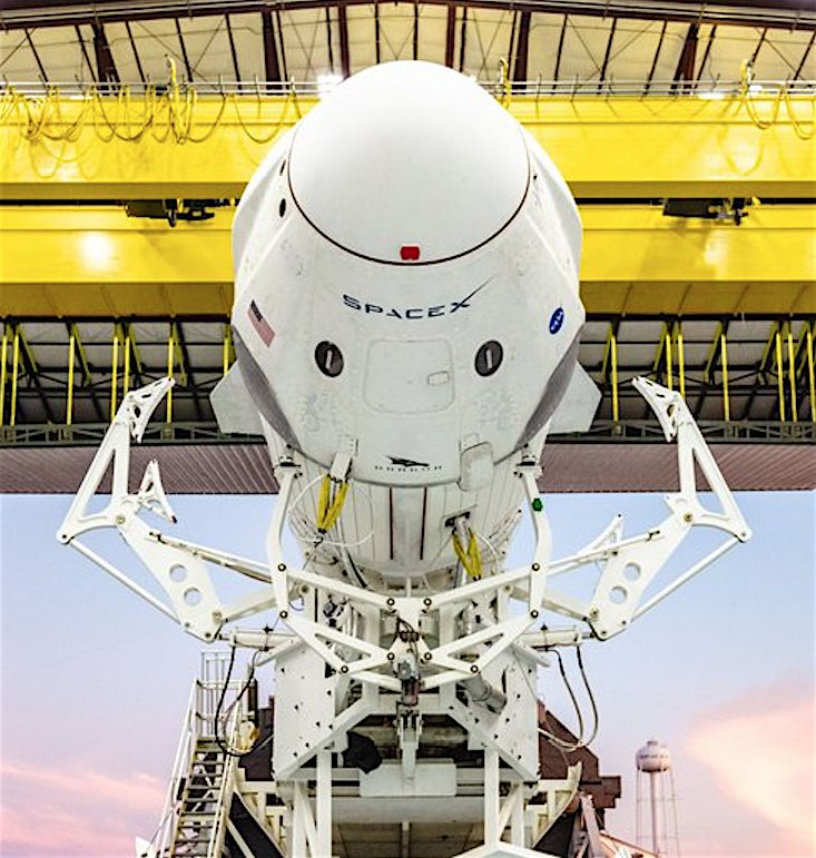 Falcon 9 (Dragon 2 Demo-1) - KSC - 02.03.2019 - Page 7 295