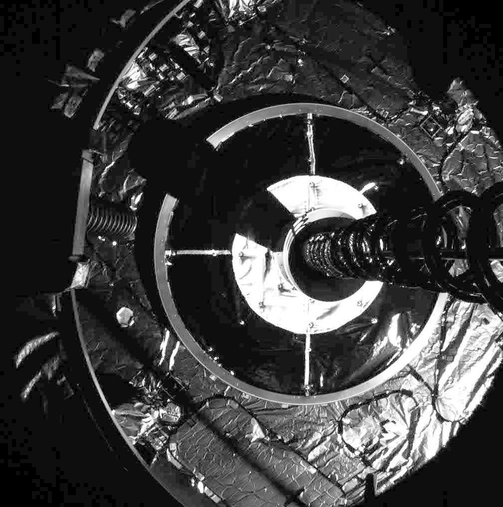 """Le """"remorqueur spatial"""" MEV-1 311"""