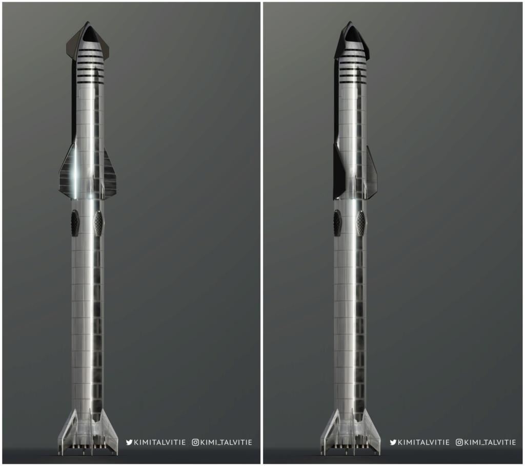 StarShip / SuperHeavy - Suivi du développement - Page 3 3141