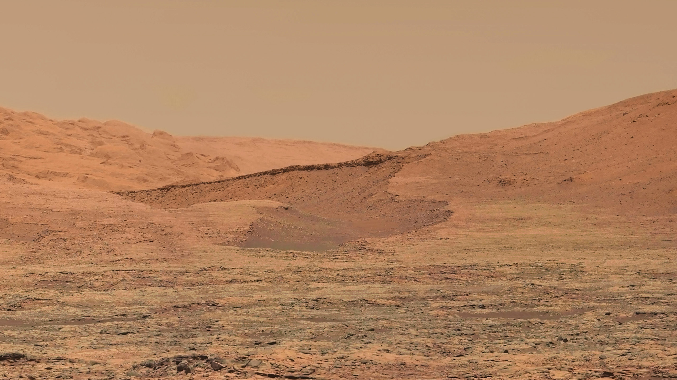 [Curiosity/MSL] L'exploration du Cratère Gale (2/2) - Page 44 3174