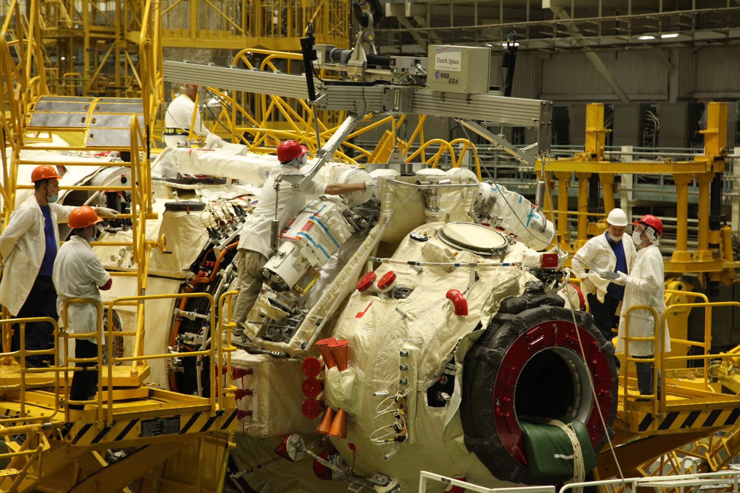 """Proton-M (MLM-U """"Nauka"""") - Baï - Mi-juillet 2021 - Page 10 3239"""