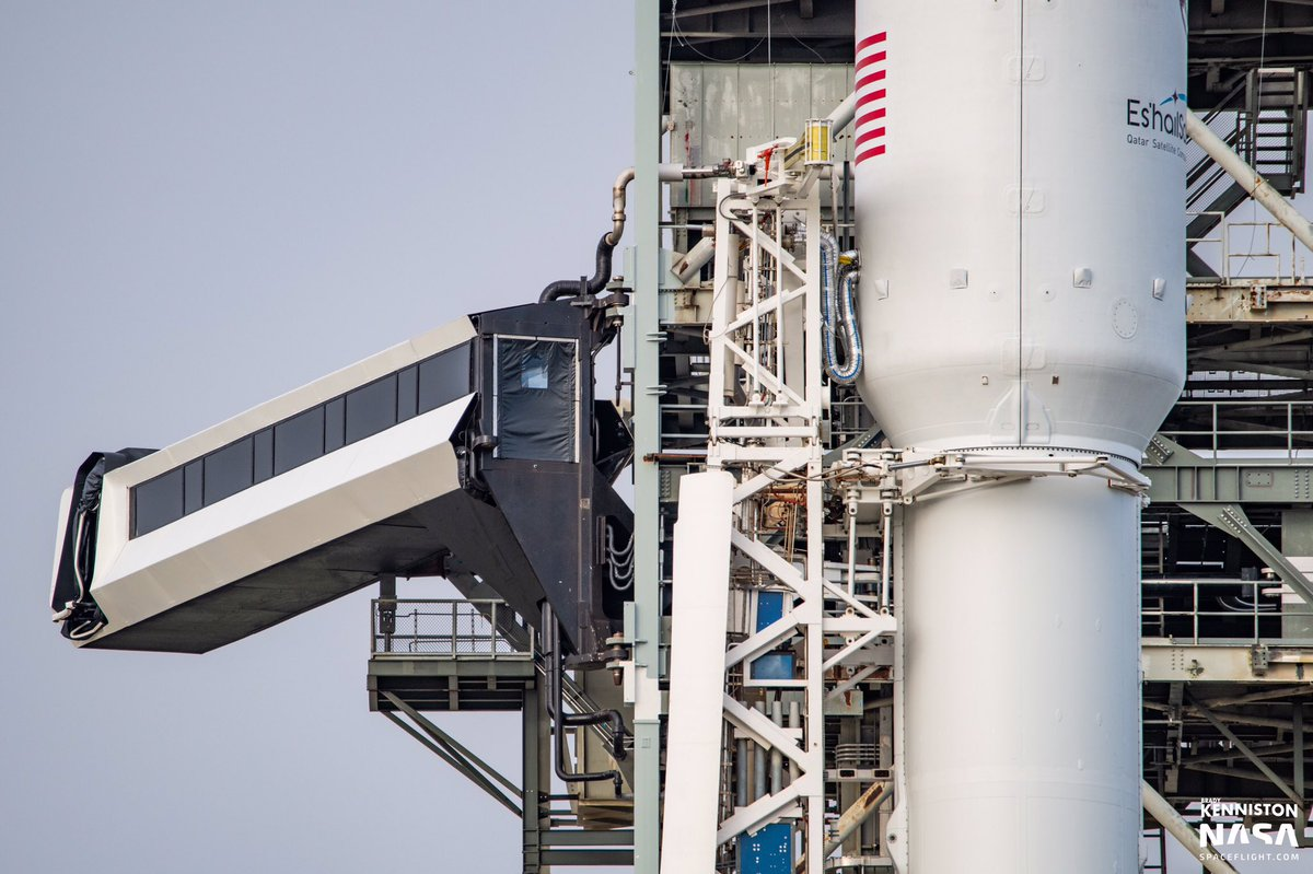 Falcon 9 block 5 (Es'hail-2) - 15.11.2018 342